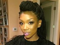 Crochet Box Braids In A Bob : braids on Pinterest Kinky Twists, Crochet Braids and Box Braids Bob