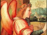 Angels in the Christian tradition.