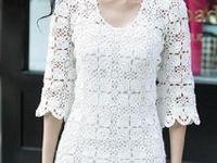 Crochet Dress and Tunic  Patterns