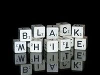 ♣ ◆ World Of Black And White ◆ ♣