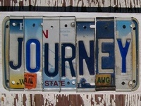 Life's a journey...