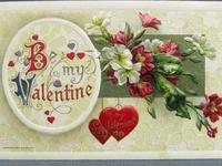Valentines Day Postcards