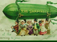 St Patricks Day Postcards