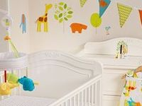 nursery and bedroom ideas for the wee ones in our lives