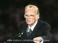 Information about Reverand Billy Graham's life and ministry.