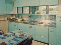 1000 Images About Vintage Kitchen Lust On Pinterest