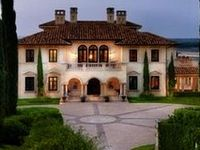 Tuscan infused design...