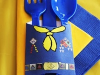 Cub Scout - Blue & Gold