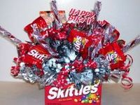 Gifts and Candy Bouquets