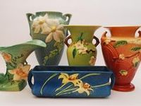 Love the artistic elements and history behind American Pottery.