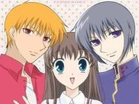 From the anime and manga Fruits Basket! It is one of my all time favorite series. :)
