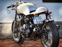 CAFE RACER & CUSTOM BIKE LOVE