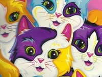 Animals: Kitties in Art ~ more again!