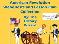 1000+ images about American Revolution Lesson Plan Collection on ...