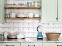 cocinas y comedores - kitchens and living rooms