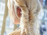 Hair style inspiration and dreams.  #hairinspiration