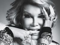 For the Love of Joan / Gone too soon, the fabulous Joan Rivers