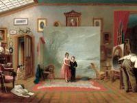 19th century paintings & art