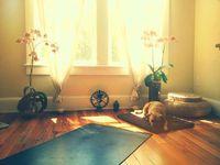Meditation Room ( yoga space)