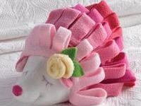 DIY projects for kids' clothing, toys, accessories etc.