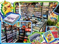 ★  '80s & '90s Gaming Lives On! Check out our main site @ AllStarVideoGames.com to Shop our full section of Retro Gaming Goodies.★