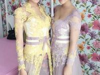 Kebaya, Lace Dress / All about kebaya, inspiration for kebaya & batik, lace dress
