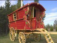 Gypsy Vardo Wagons, Gypsy Carts, Caravans