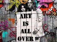 Street Art/ Arte en la Calle
