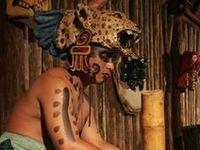 Beautiful Aztec, Maya, Inca