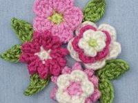 Crochet It -- Flowers