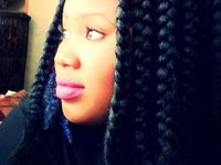 Crochet Box Braids Jumbo : ... Hair on Pinterest Yarn Braids, Crochet Braids and Jumbo Box Braids
