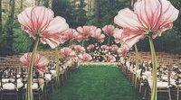 Alice In Wonderland wedding or shower / wedding, party, shower, décor, ideas