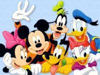 Mickey & Friends ♡ / Mickey, Minnie, Donald, Daisy, Goofy, and Pluto