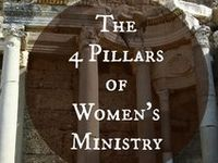 Women's Ministry Leadership Tips / Lead your Women's Ministry team well - check out these resources, ideas, suggestions, and tips!