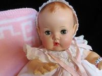 Modern, Vintage & Reborn Dolls-1920 to present. Madame Alexander dolls under it's own board.