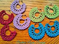 Patterns and tutorials for all forms of crochet (classic, tunisian, knooking --- hey, that last one sounds kinda sexy fun!)