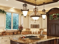 On Pinterest Rustic Kitchens Kitchens And Dream Kitchens