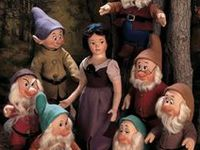 Disney...Blanche-Neige & les 7 Nains