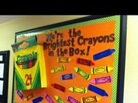 Beautiful Bulletin Boards and Classroom Doors