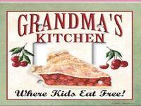 Maw Maw's kitchen