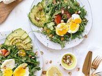 FOOD / RESPONSIBLE + VEGETARIAN