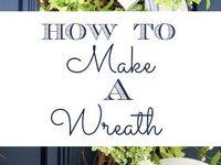 DIY: Wreaths & Swags
