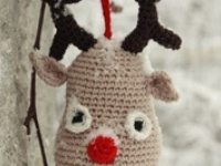 Christmas Ornaments / DIY/ Amigurumi