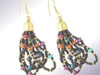 non-bead-woven jewelry (wire, kumi, crochet, etc)