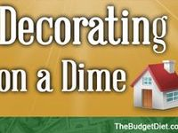 103 best images about decorating on a dime on pinterest diy