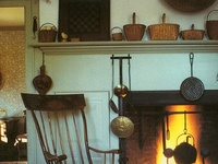 A Collection of Early Interiors that I Love . . .