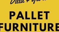 Villa Pallet Furniture / Villa or vacation home - design, home decor, furniture building plans, pallet reuse ideas #villa #homedecor #vacationhome #design #palletfurnitre