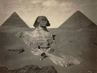 Pyramids + Shrines + Temples + The Sphinx