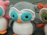 Amigurumi Golf Club Covers : 10 Best images about Fresh Stitches Designs (Stacey Trock ...