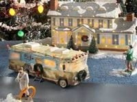 Inspiration for Christmas Department 56, Lemax, and Hawthorne village displays